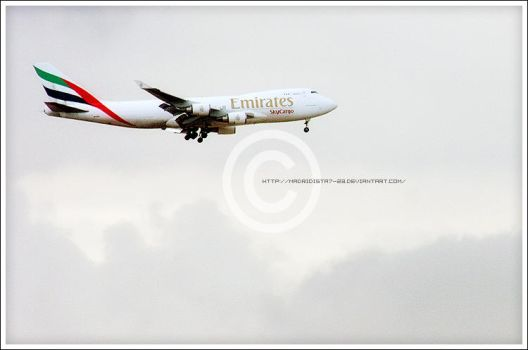 Fly Emirates by madridista7-23