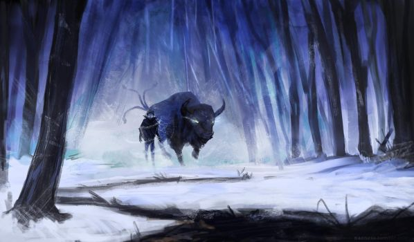 Ice type Tauros by Naones