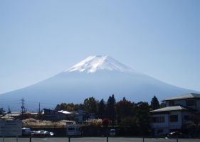 Mount Fuji 2 by luccide