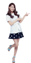 PNG SooYoung by Heoconkutecu