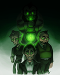 The Becile Men by thefeltfan6
