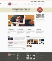 Tensor - Responsive Wordpress Theme by GuRoNitro