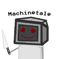 Human-bot Chara Model Icon Picture by The2thToLastUsername