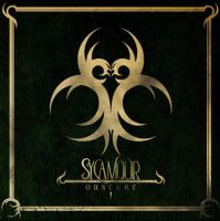 Sycamour Obscure Album Art and Logo by BalefireArt
