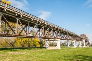 Grand Army of the Republic Bridge by in-my-viewfinder