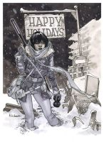 Happy Holidays 2011 by MahmudAsrar