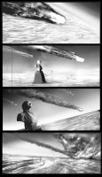 Southern Pole roughs [Comrade Hero] by M0nkeyBread