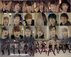 Boyfriend I'll be there wallpaper by cherrytinayumi