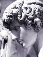 Antinous by Meados