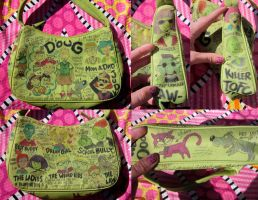 Doodle Bag Doug Funnie by whyamitheconvict