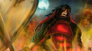 621 - Uchiha Madara: I'm already... AT THE TOP! by iDaisan