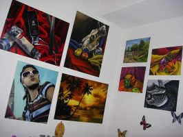 paintings by lizanne