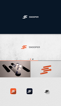 Snooper logo by NETRUMgFx