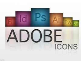 ADOBE icons by L05