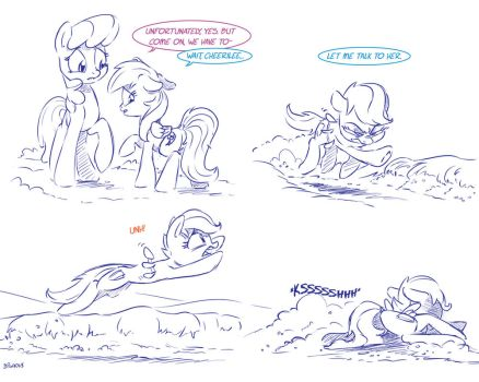 The Only One Page 3 by Dilarus