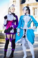 Ciel and Alois by Sweet-Empathy
