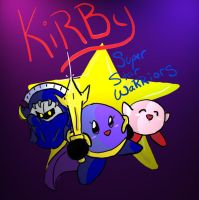 Kirby Super Star Warriors by teamrocketavenger