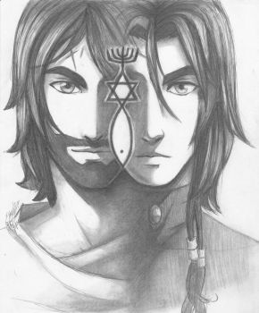 Messianic Jew by ChineseLung