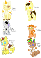 Desert Orbicat Adopts (Again) .:CLOSED GO AWAY:. by HappieMeal