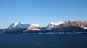winter in Romsdal by Charon1