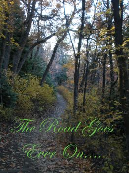 The Road Goes Ever On by ladyAlyafaelyn