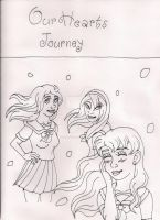 Our Hearts Journey cover vol1 by Bella-Who-1