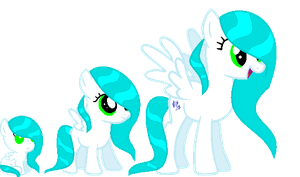 Age Chart Icy by IcyPonyArtist