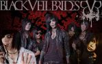 Black Veil Brides Background by Ressy8D