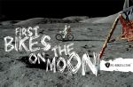 first bikes on the moon by wladko