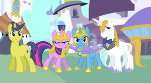Defenders of the Royal Pain by 3D4D