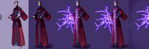 Sith Inquisitor steps by Dolmheon