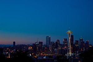 Seattle by UrbanRural-Photo