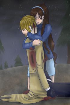 MaBill - please stay with me by MsTobiGirl