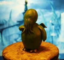 Cthulhoo, The Great One by BrimstonePreacher