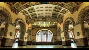 Haydarpasa Trainstation Interior by PortraitOfaLife