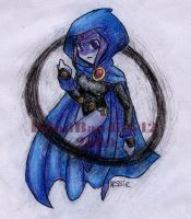 Raven by BlindBandit642