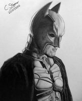 The Dark Knight Rises - Fan Art Drawing by LethalChris
