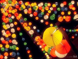 Festivals of Lights - Lampion by Lysa-Bell