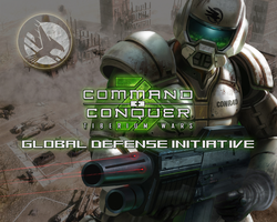 Command and Conquer 3: GDI by Hurkx