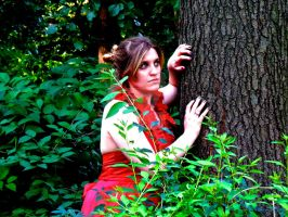 In The Trees by BlindGirlPhotography