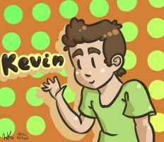 Kevin the Waver by Adonis-Batheus
