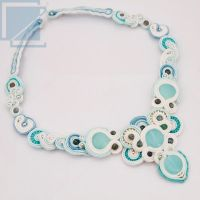 Ice necklace by OlgaC
