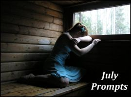 July 09 Challenge Prompts by WickedlyLoquacious