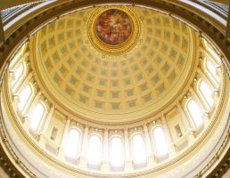 Capitol ceiling by Samtheengineer