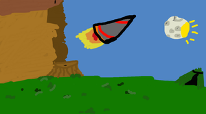 The man you saw a rocket... by ImperialCody
