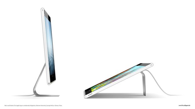iMac Pro left and right by iPeg