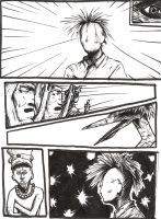 School: .:Comic Project:. by FFSquall
