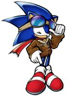 Sonic the Aviator by matt763739