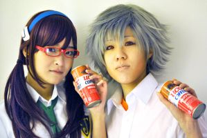 Drink it... to mend your heart by sweet-potato-ocarina