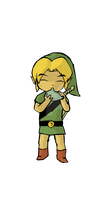 OCARINA OF TIME by Link-artist